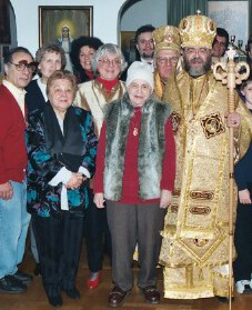 Archbishop John Schneyder and Archbishop Anthony (Bondi)