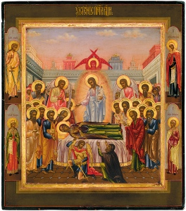 DORMITION OF THE ALL-HOLY MOTHER OF GOD