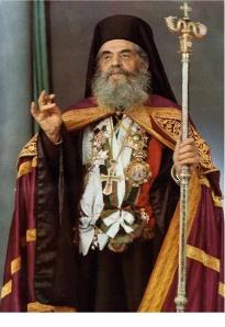 Patriarca Benedetto di Gerusalemme