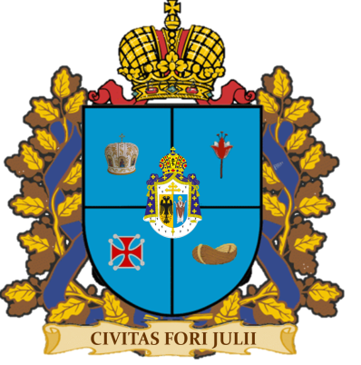 civitas-fori-julii-coat-of-arm